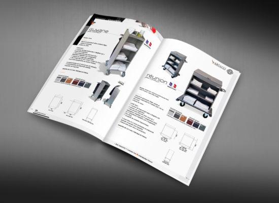 interieur-catalogue-agence-communication-nimes