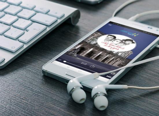 Smartphone-appli-branding-communication